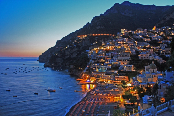 Positano_Sunset